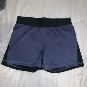 Victoria sport spandex shorts
